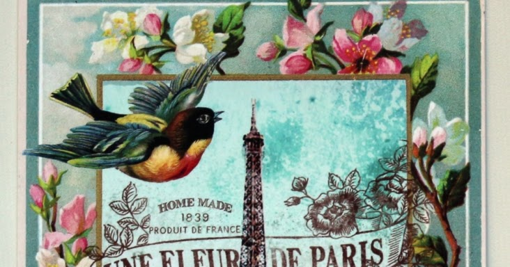 Paris Design Themed Kitchen