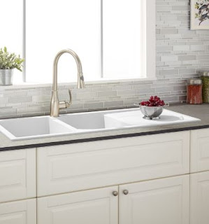 Drop-in or Under-mount Sinks are a Great Choice for the Kitchen