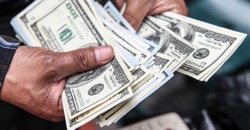 DÓLAR: Moneda Extranjera se dispara, Tipo de Cambio S/. 3.357 (Compra Venta Hoy Viernes 2 Agosto 2019)