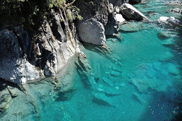Dia 6 (II): Visita a Wanaka i a les Blue Pools