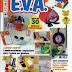 Revista Arte com as Mãos Eva n1 + Aprenda a fazer o famoso homem-morcego em E.V.A.