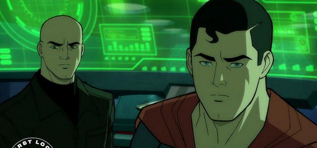 Zachary Quinto e Darren Criss irão estrelar filme animado de Superman: Man Of Tomorrow