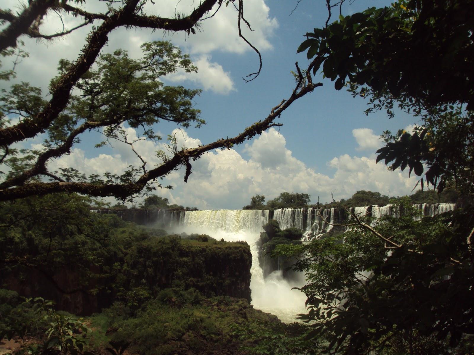 cachoeira maravilha natureza