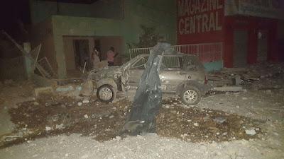 Criminosos levam terror a Araguatins (TO) e atacam até quartel da PM