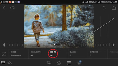 Cara Edit Foto Keren di Lightroom Android dan IOS