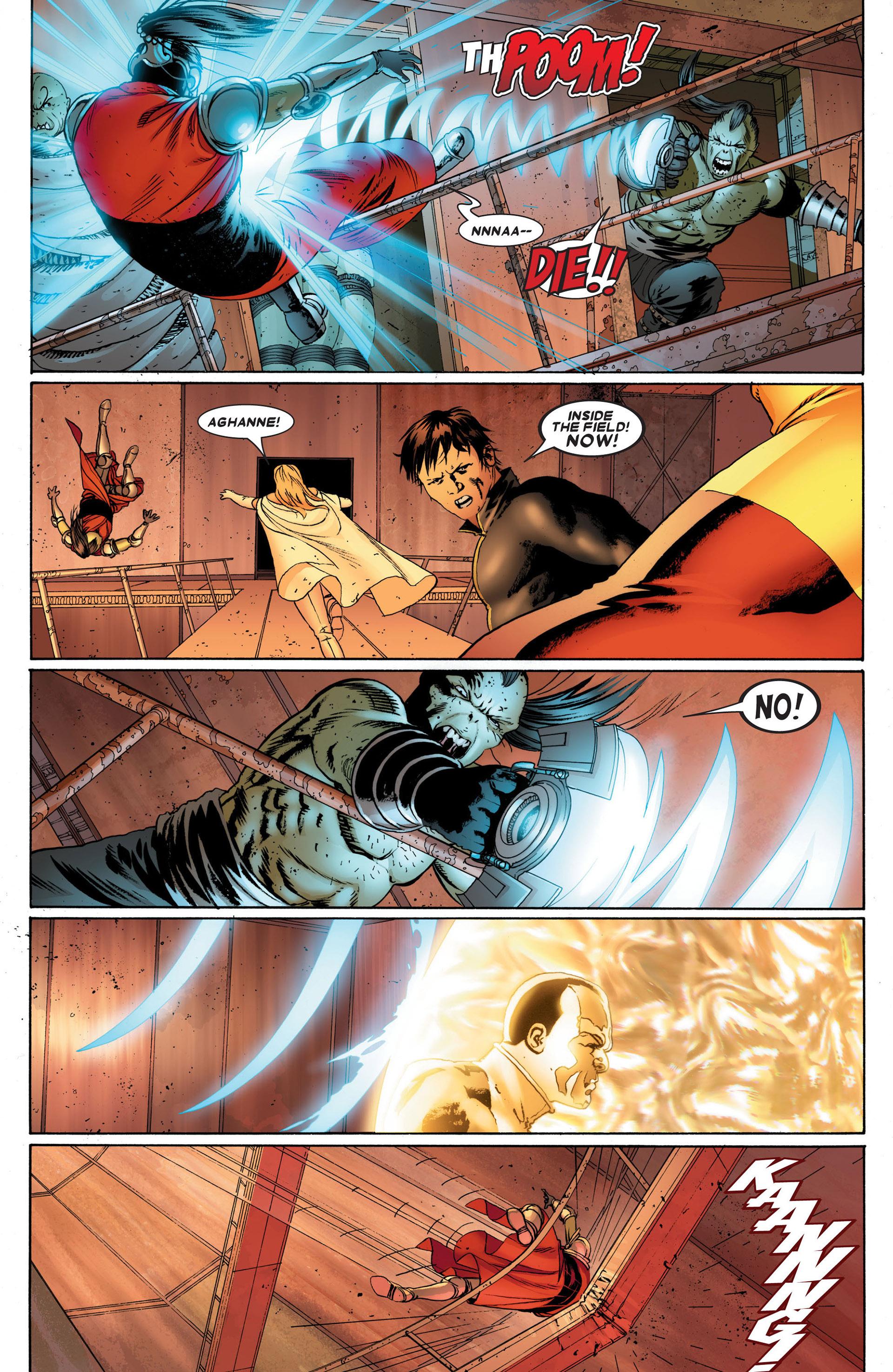 Read online Astonishing X-Men (2004) comic -  Issue #24 - 14