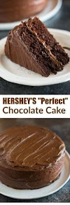Hershey's [perfectly chocolate] Chocolate Cake