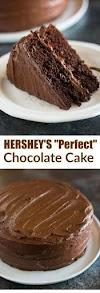 Hershey's [perfectly chocolate] Chocolate Cake