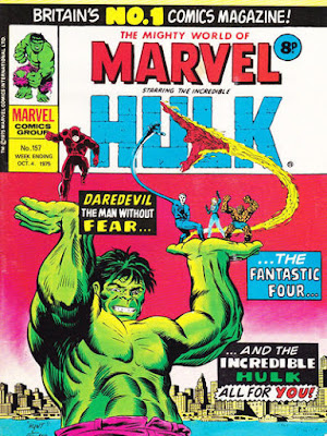 Mighty World of Marvel #157