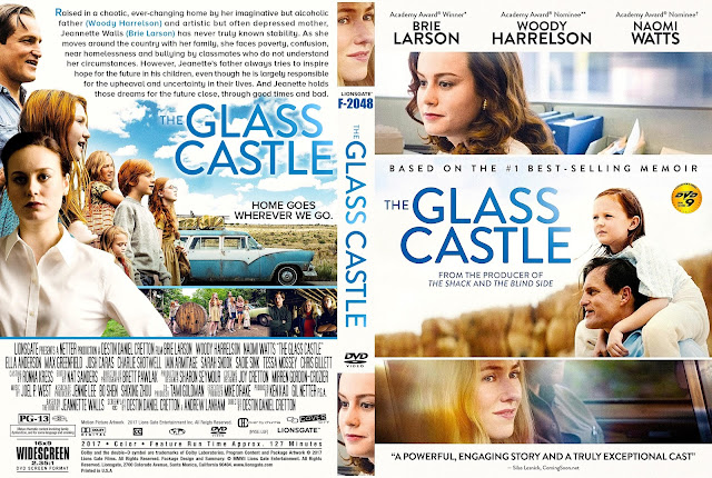 The Glass Castle DVD Cover