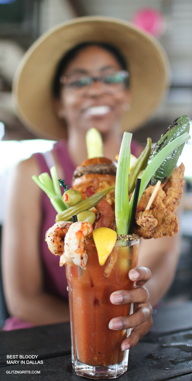 Chef Point best bloody marys brunches in dallas