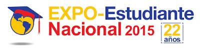 Expo Estudiantes Nacional 2015