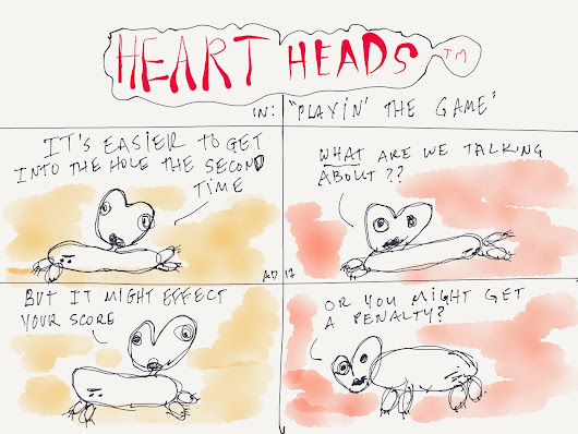 Heart Heads #74 Atomic Dog