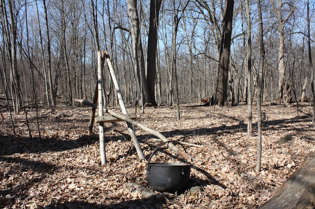 Learn about maple tapping and how to make maple syrup throughout the years at Chicago suburban maple tapping events