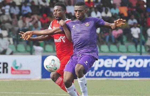 ستيفن أودي هداف الدوري النيجيري ولاعب المنتخب  معروض علي الزمالك