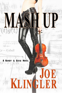 Mash Up - an action-packed, grisly, gripping, techno-thriller by Joe Klingler