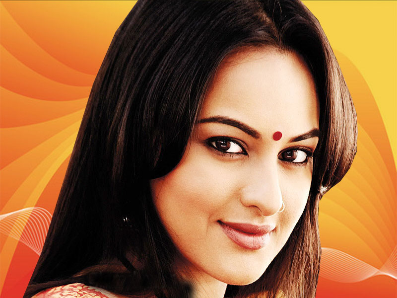 Best Actress Wallpapers: Sonakshi Sinha Desktop Wallpapers