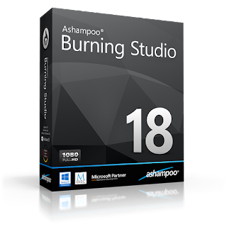 Ashampoo Burning Studio 18.0.6.29 Full Version with Crack