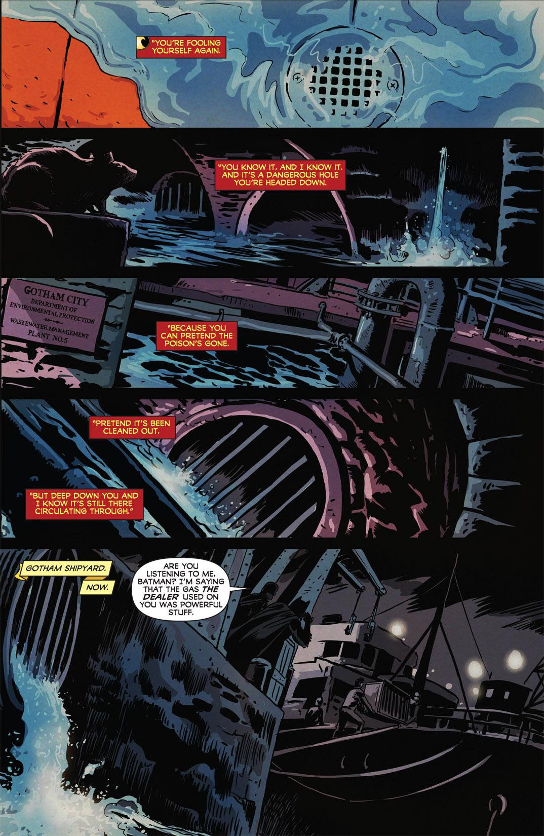 Detective Comics (1937) 874 Page 10