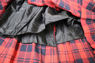 L-Email Wig Pleated Skirt 3
