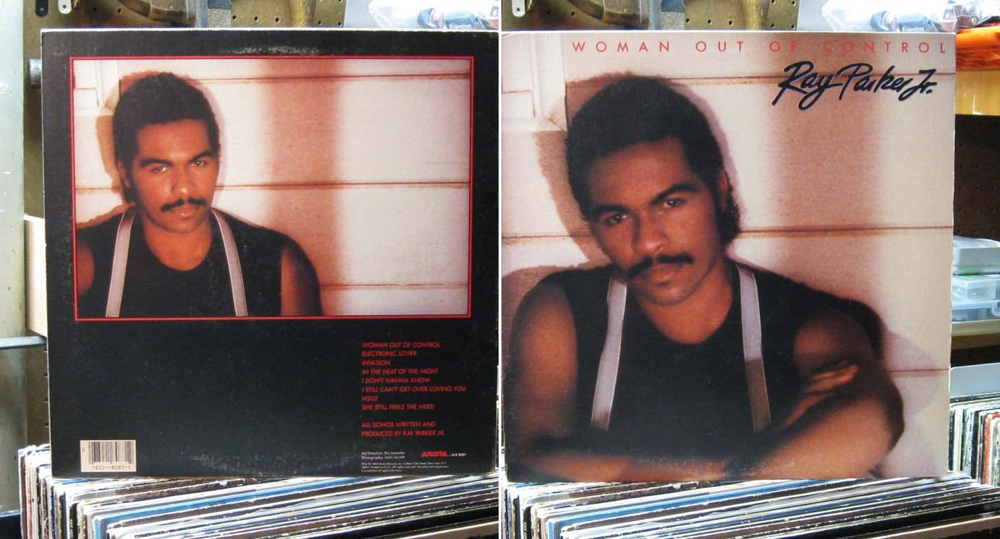 Curtis Collects Vinyl Records: Ray Parker, Jr  - Woman Out of
