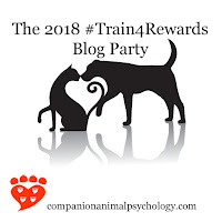 The best dog training treats - part of the 2018 Train for Rewards blog party
