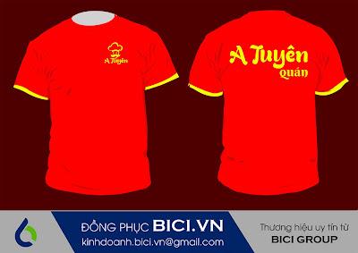 Mẫu áo lớp Quảng Nam 07