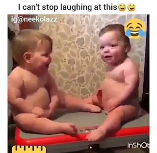 """Lol. Check out this funny """"one corner"""" dance(Video)"""