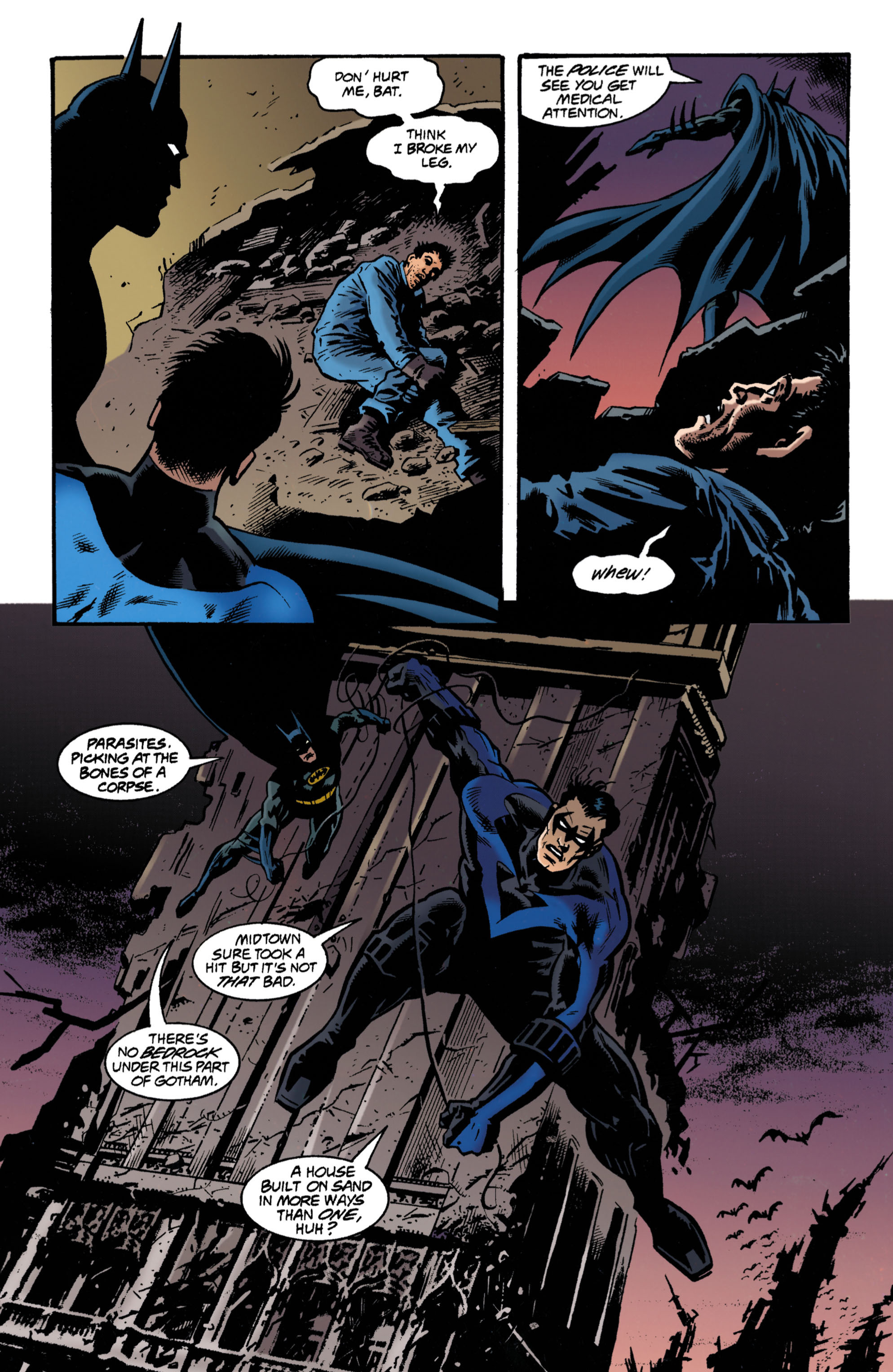 Detective Comics (1937) 724 Page 3