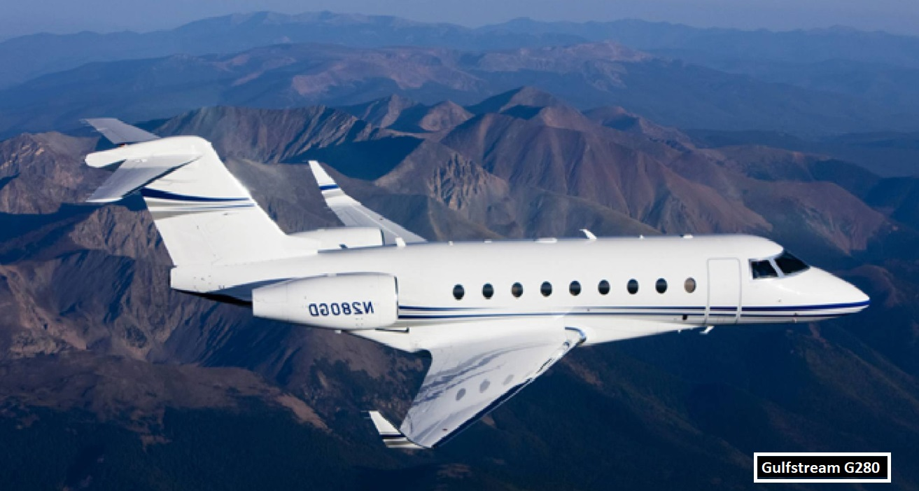 Pogba owns expensive jet Gulfstream G280 cost $24.5 million