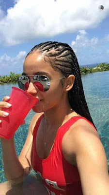 Looking for a glam hairstyle for a summer special day or maybe you need to try a trendy ✘ 46 Unique Fulani Braids Hairstyles Updos for Black Women with Natural Hair