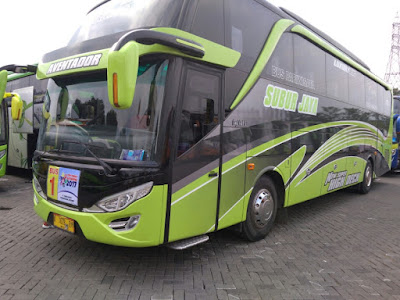 Rental Bus Tour SHD Cheap in Surabaya or Malang