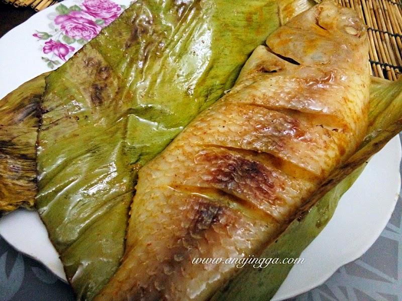 Ikan Talapia Bakar Tomyam