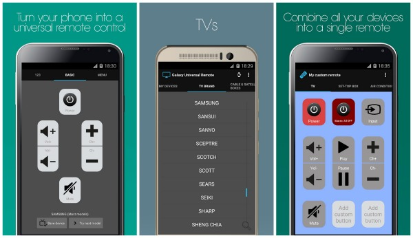 Galaxy Universal Remote Apk Free Download