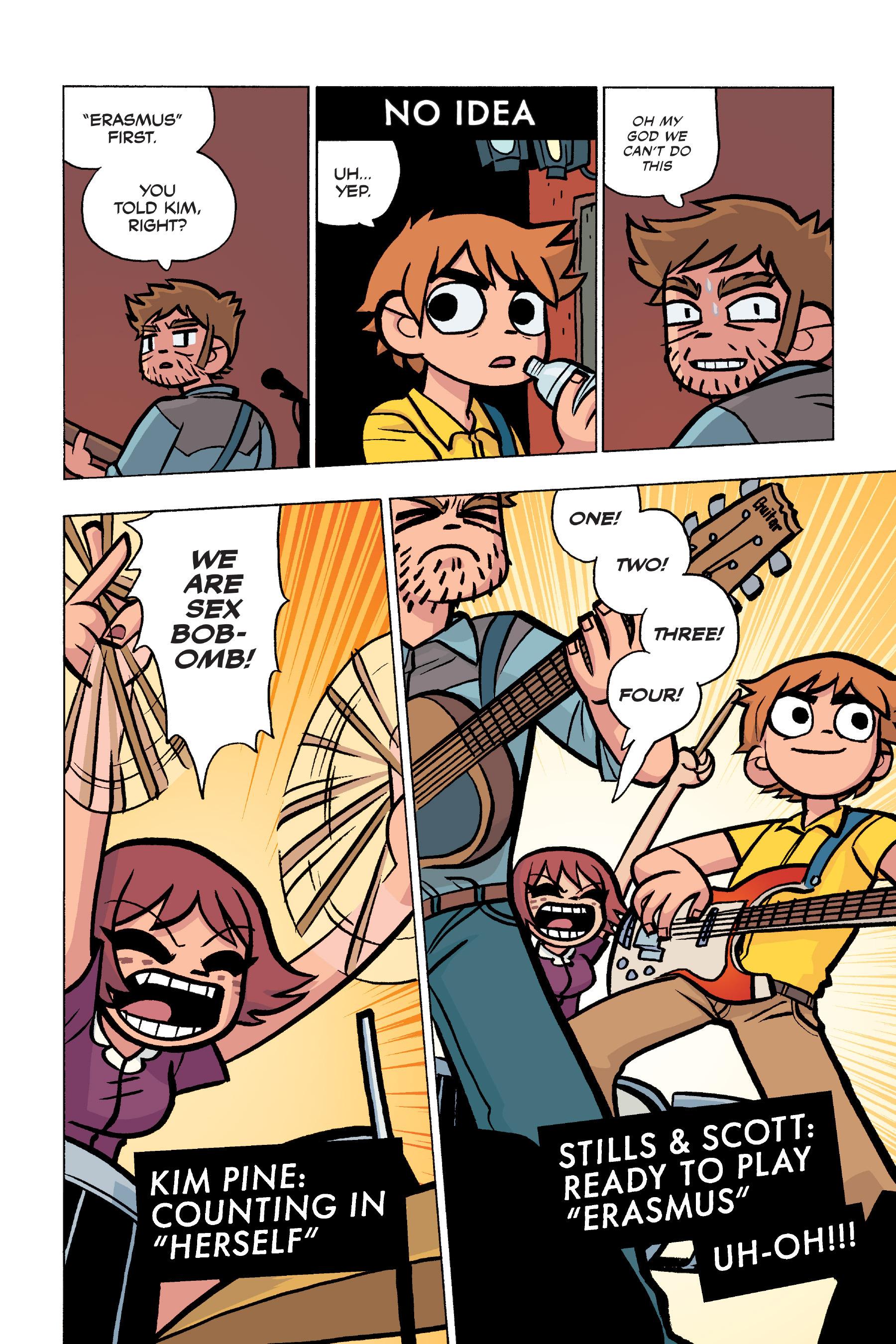 Read online Scott Pilgrim comic -  Issue #5 - 49