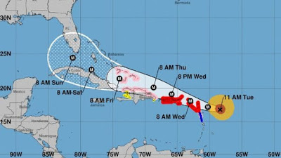 Huracan Irma The Magic Channel Blog