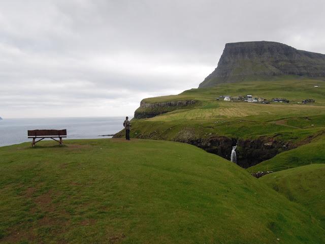 wodospady na wyspach owczych