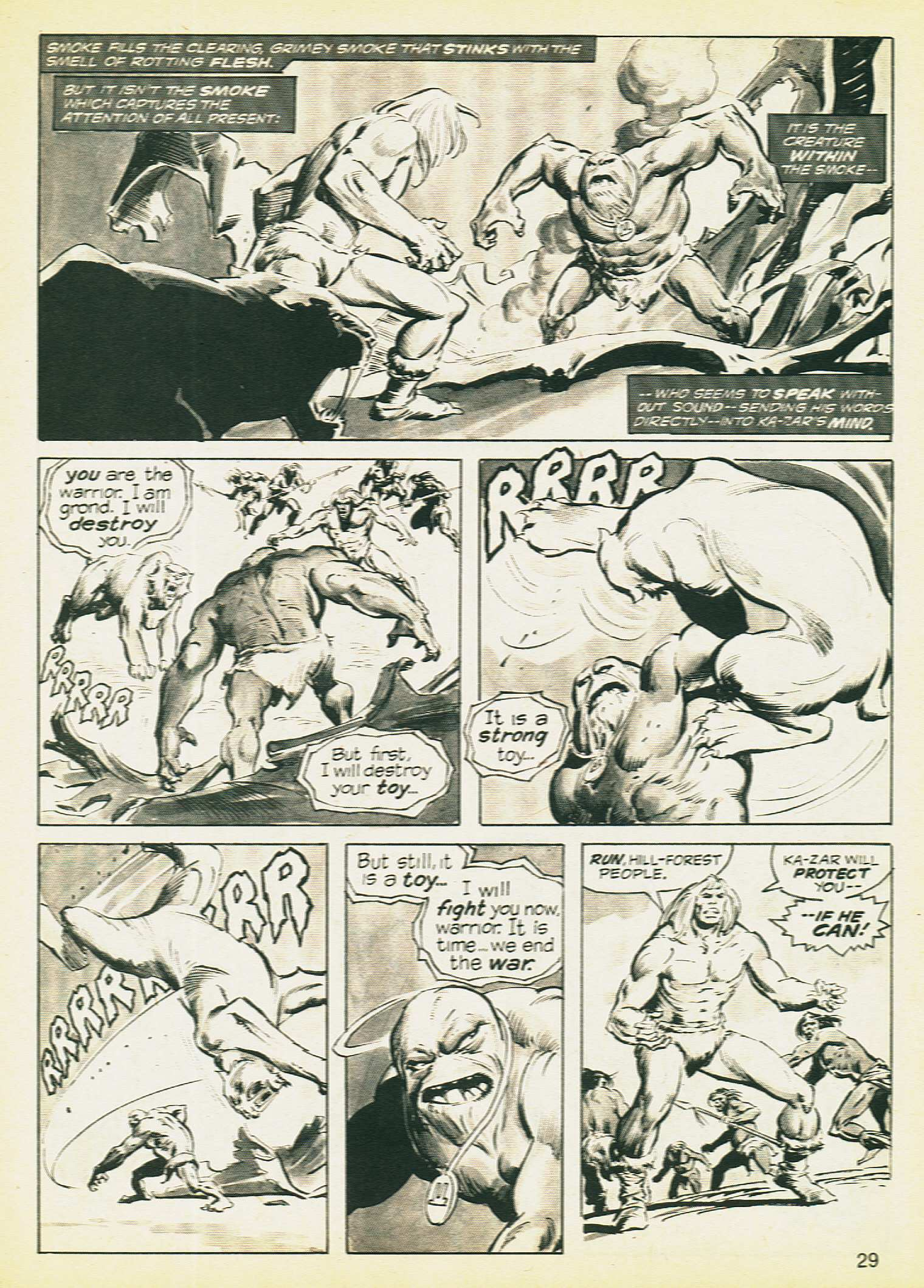 Savage Tales issue 8 - Page 25