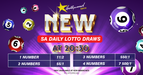 SA Daily Lotto - 5/36 - Lucky Numbers - Viral Sports