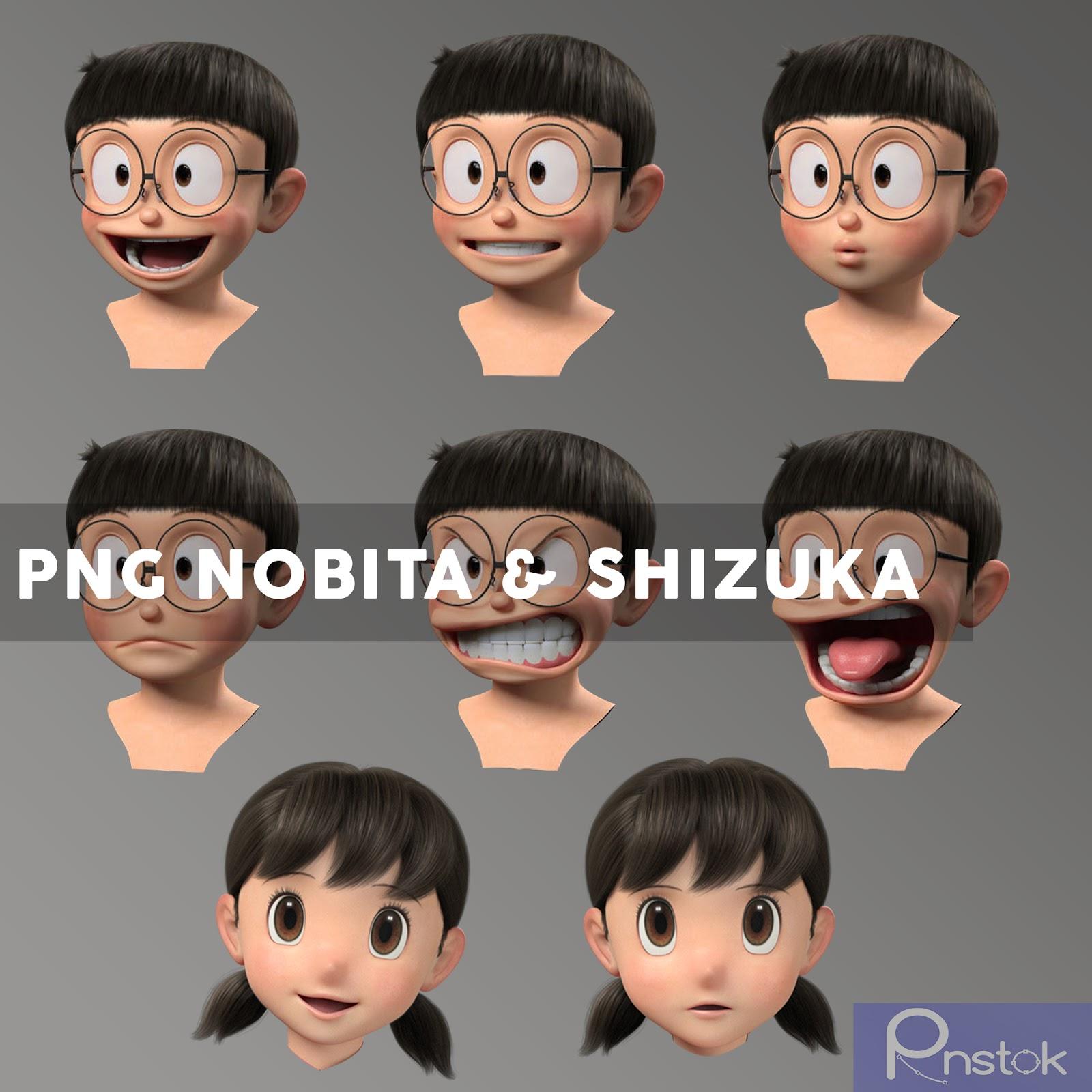 Gambar Kepala Nobita Png Koleksi Gambar Hd