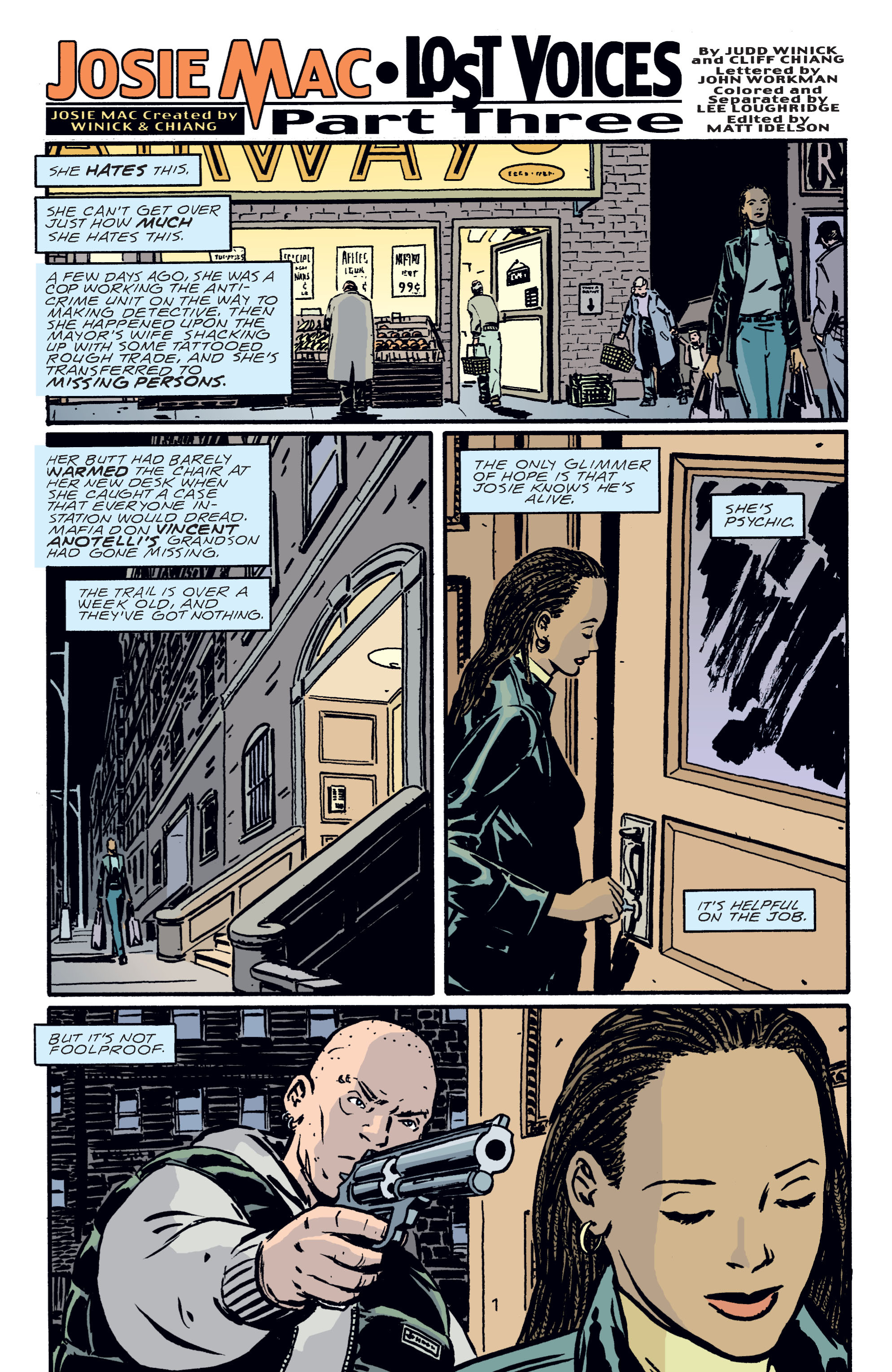Detective Comics (1937) 765 Page 22