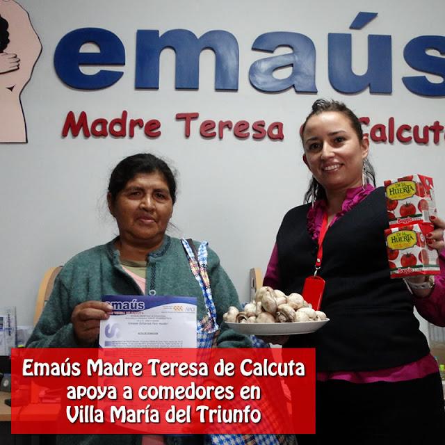 Traperos de Emaús en Villa María del Triunfo