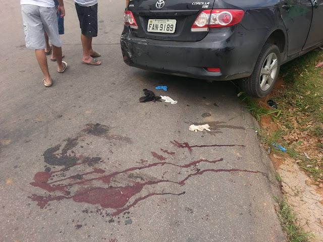 Travesti morre e namorado é ferido em atentado na saída de motel
