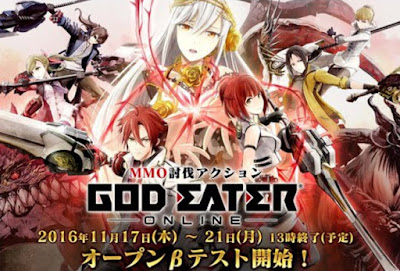 download God Eater Online Apk Mobile For Android Versi Terbaru