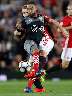 Nathan Redmond, Manchester United 2-0 Southampton, August 2016
