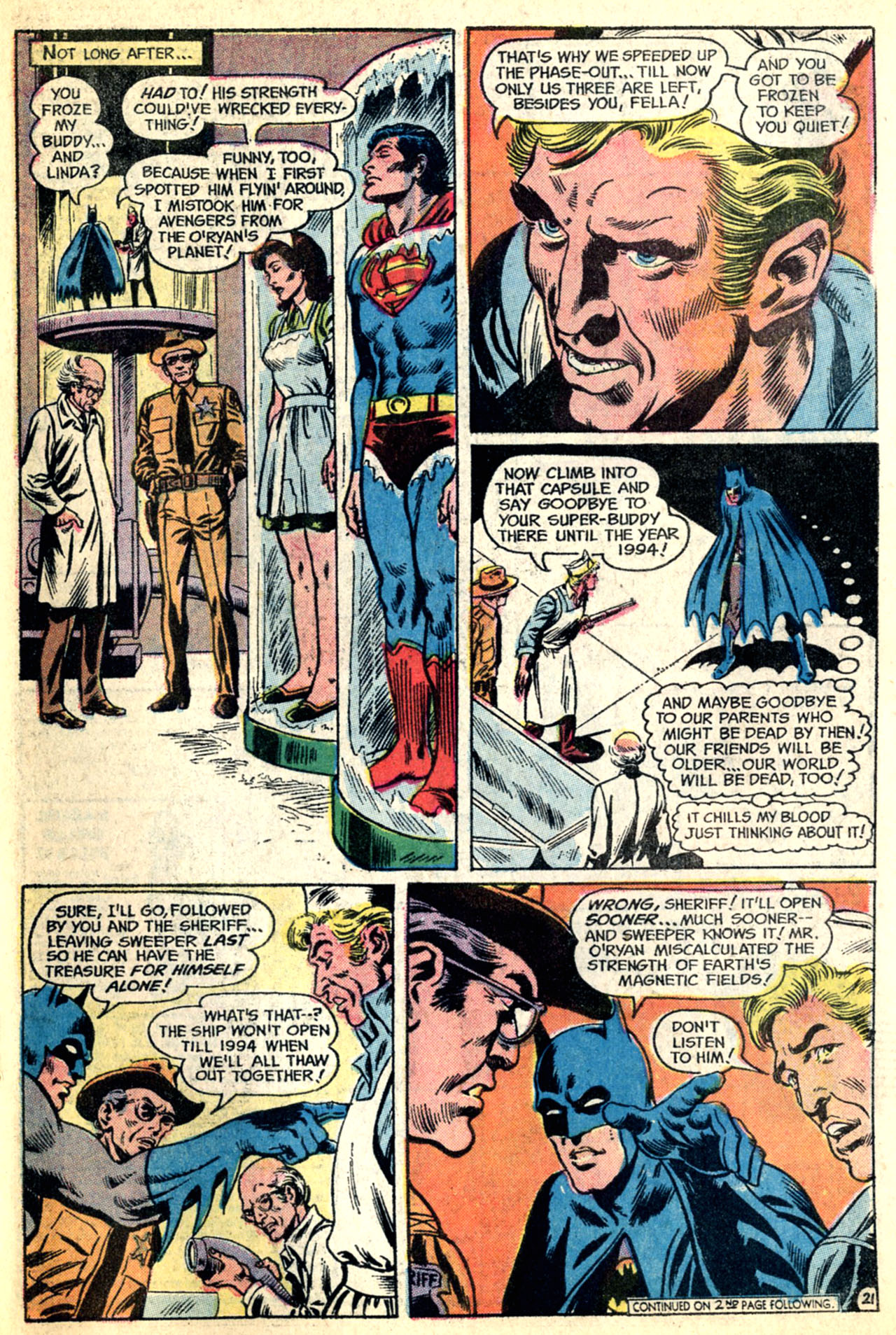Read online World's Finest Comics comic -  Issue #216 - 27