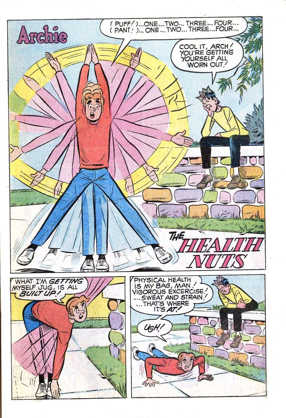 Read online Archie (1960) comic -  Issue #201 - 29