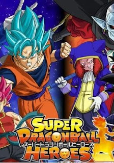Super Dragon Ball Heroes audio latino