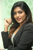 Actress Eesha Looks gorgeous in Blazer and T Shirt at Ami Tumi success meet ~  Exclusive 027.JPG