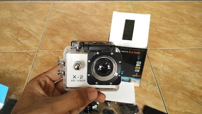 Gambar Action Camera BCam X-2 WiFi 12MP
